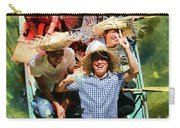 Under The Bridge Vietnamese Smiles  Carry-all Pouch