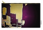 Under The Brooklyn Bridge, 1992 Carry-all Pouch
