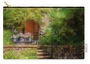 Under The Crepe Myrtle Tree Carry-all Pouch