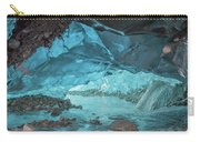 Under The Glacier Carry-all Pouch