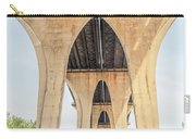 Under The Leo Frigo Bridge Green Bay  Carry-all Pouch