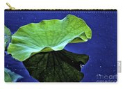 Under The Lily Pad Carry-all Pouch