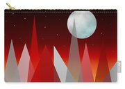 Under The Night Sky Carry-all Pouch