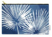 Under The Palms- Art By Linda Woods Carry-all Pouch