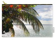 Under The Palms In Puerto Rico Carry-all Pouch