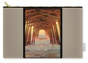 Under The Pier At Dawn Carry-all Pouch