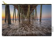 Under The Pier At Old Orchard Beach Carry-all Pouch