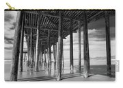 Under The Pismo Pier Carry-all Pouch