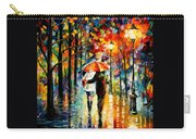 Under The Red Umbrella Carry-all Pouch