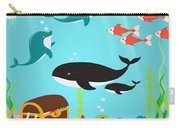 Under The Sea-jp2988 Carry-all Pouch