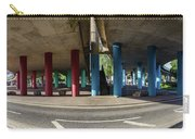 Under The Viaduct A Panoramic Urban View Carry-all Pouch