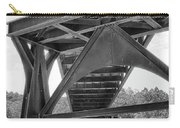 Under The Walking Bridge Carry-all Pouch