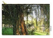 Under The Weeping Willow Carry-all Pouch