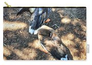 Under The Wings Carry-all Pouch