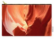 Underground Pastel Flames Carry-all Pouch