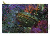 Undersea Clam Carry-all Pouch