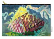 Undersea Still Life Carry-all Pouch by Sarah Loft