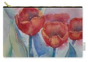 Undersea Tulips Carry-all Pouch