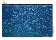 Underwater Bubbles Carry-all Pouch
