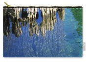 Underwater Cypress Stump Carry-all Pouch