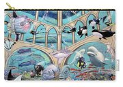 Underwater  Sanctuary Carry-all Pouch