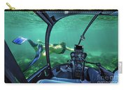 Underwater Submarine Woman Carry-all Pouch