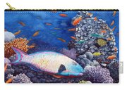 Underwater Treasures Carry-all Pouch