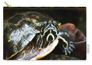 Underwater Turtle Carry-all Pouch