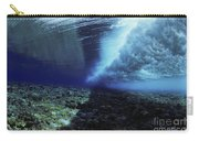 Underwater Wave - Yap Carry-all Pouch