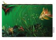 Underwater Wonderland  Diving The Reef Series. Carry-all Pouch