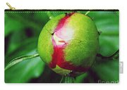 Unexploded Peony Carry-all Pouch