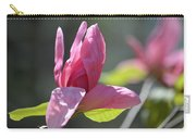 Unfolding - Star Magnolia Carry-all Pouch