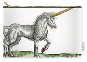 Unicorn, 1607 Carry-all Pouch