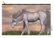 Unicorn And Chipmunk Carry-all Pouch