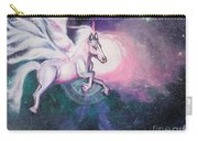 Unicorn And The Universe Carry-all Pouch