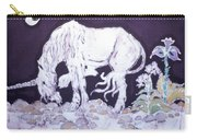 Unicorn Pauses Carry-all Pouch