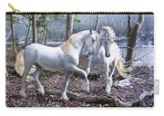 Unicorn Reunion Carry-all Pouch