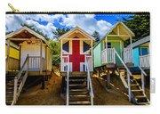Union Jack Beach Hut 2 Carry-all Pouch