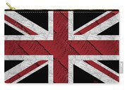 Union Jack Flag Deco Swing Carry-all Pouch