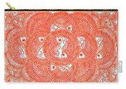 Union  Orange Carry-all Pouch