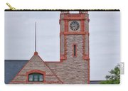 Union Pacific Railroad Depot Cheyenne Wyoming 01 Carry-all Pouch