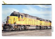 Union Pacific Up - Railimages@aol.com Carry-all Pouch