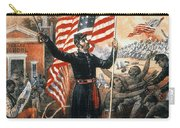 Union Recruitment, C1864 Carry-all Pouch