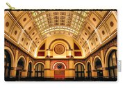 Union Station Balcony Carry-all Pouch by Kristin Elmquist