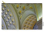 Union Station Ceiling Carry-all Pouch