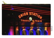 Union Station Lights Carry-all Pouch