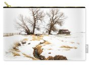 Uniontown Snow Scene Carry-all Pouch