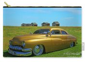 Unique Gold Street Rod Carry-all Pouch