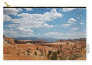 Unique Landscape Of Bryce Canyon Carry-all Pouch