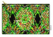 United Colors Abstract Carry-all Pouch